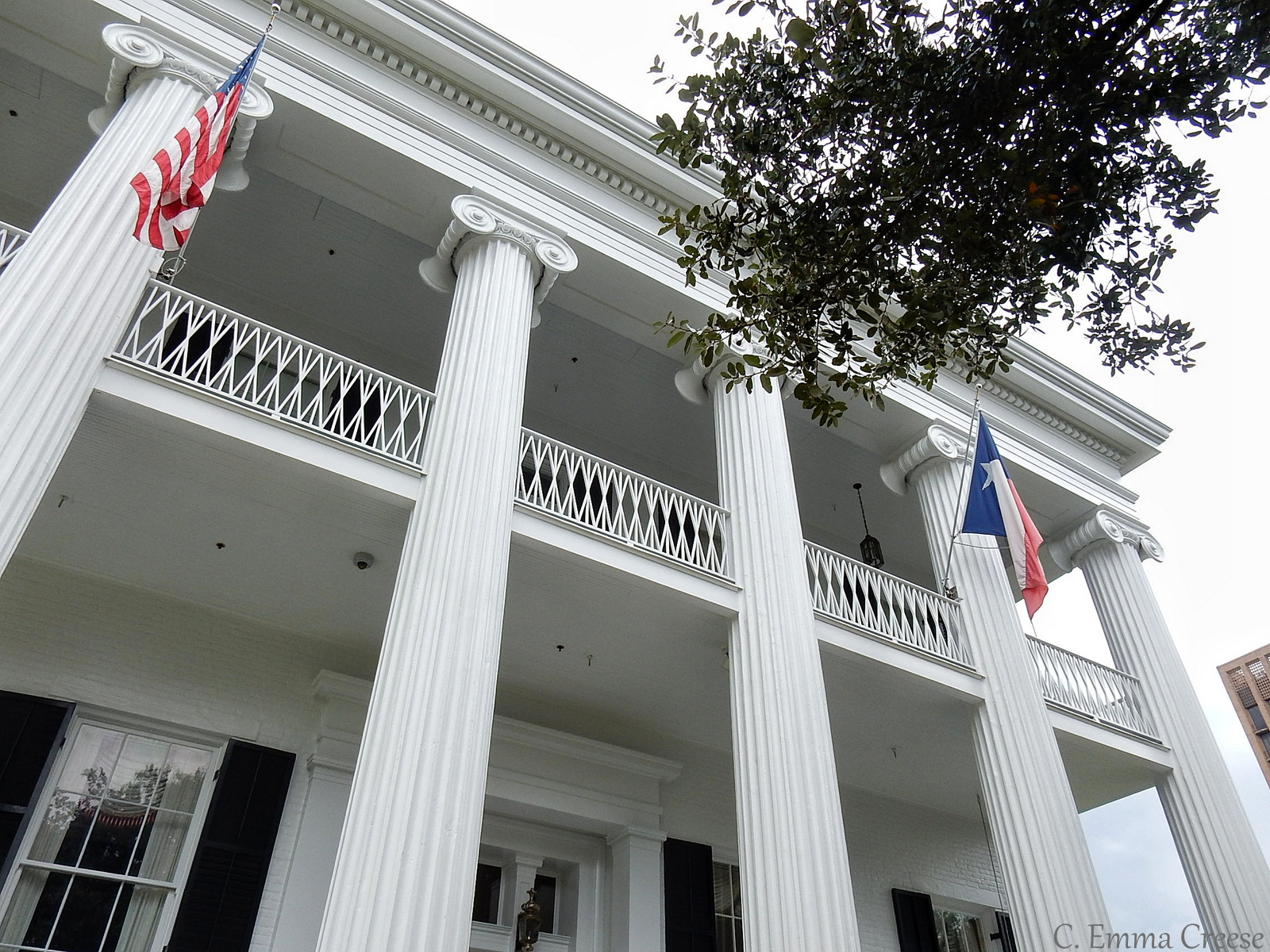 Texas Governor's Mansion Tour - 9 of our favourite things to do in Austin, Texas Adventures of a London Kiwi