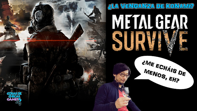 Metal Gear Survive - Opinión