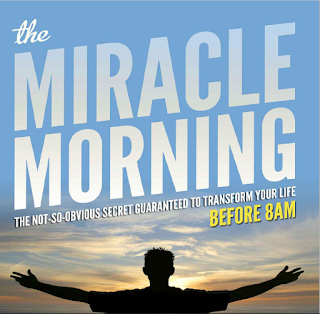 The Miracle Morning -The Not So Obvious Secret Guranteed To Transform Your Life Before 8 AM