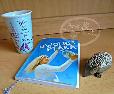 Book Tour: Uwolnij ptaka - B.Jurasz