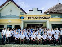 PT Surveyor Indonesia (Persero) - Recruitment For Fresh Graduate Product Development PTSI November - December 2016