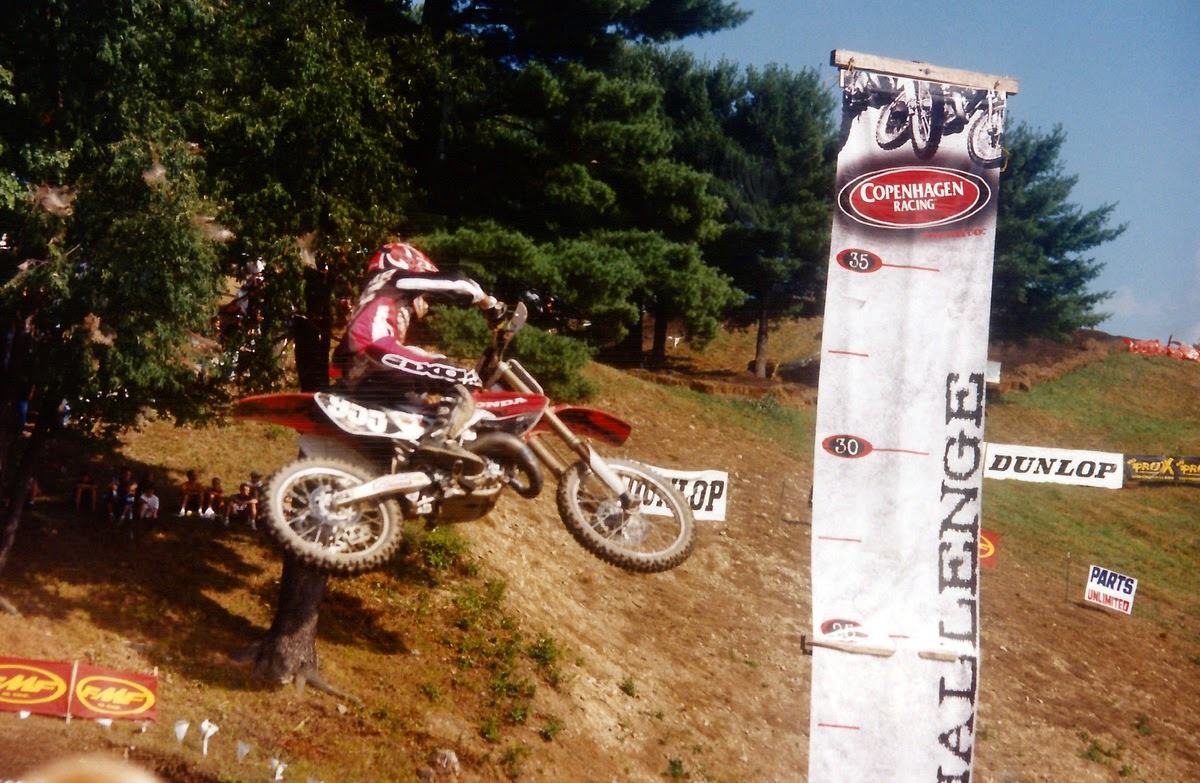 Chris Gosselar Broome Tioga 1998
