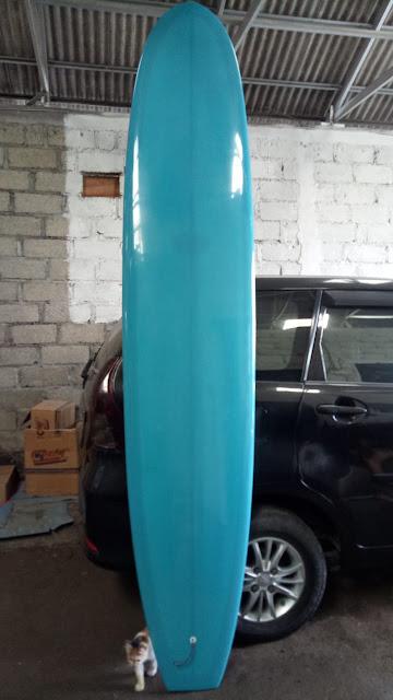 Longboard in bali sale