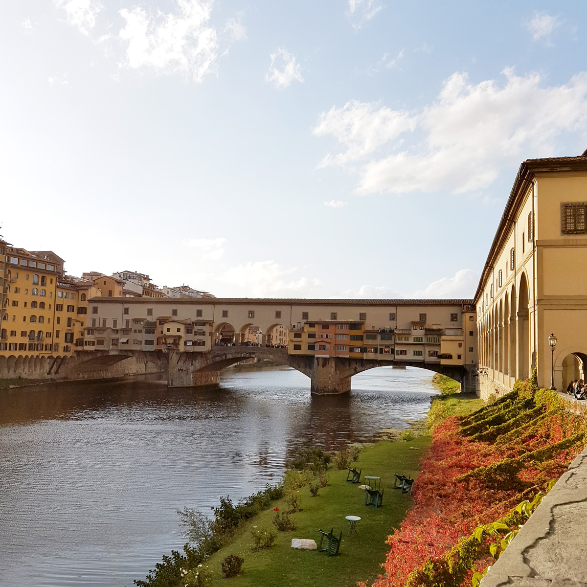 travel blogger firenze