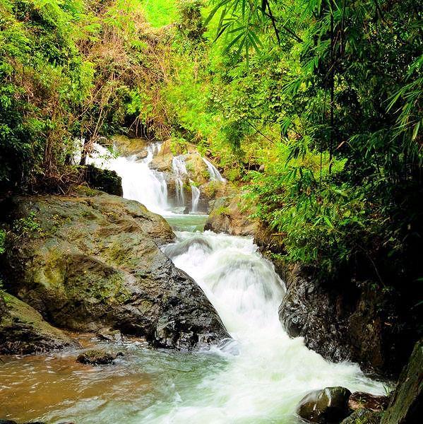 Koh Chang Wasserfälle