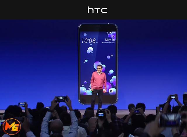 Presiden HTC Chialin Chang telah mengundurkan diri