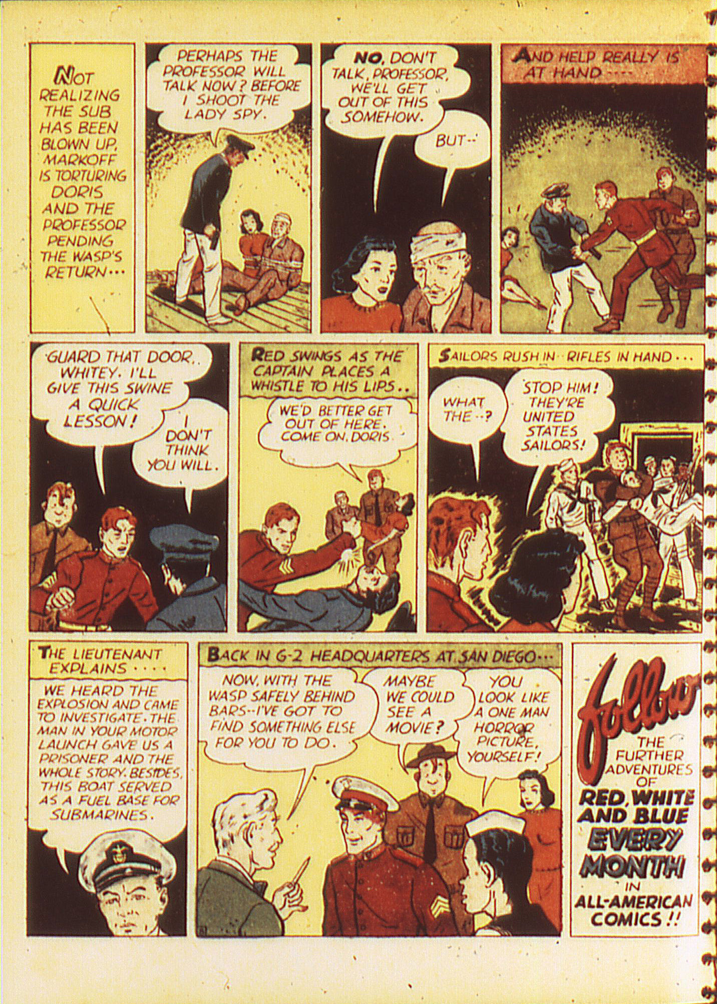Read online All-American Comics (1939) comic -  Issue #16 - 28