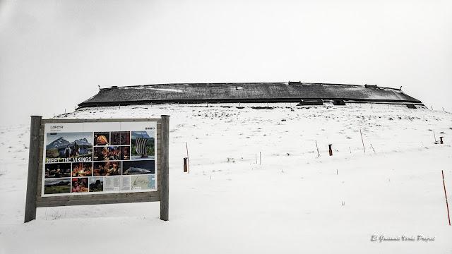 Lofotr Vikingmuseum - Islas Lofoten, Noruega por El Guisante Verde Project