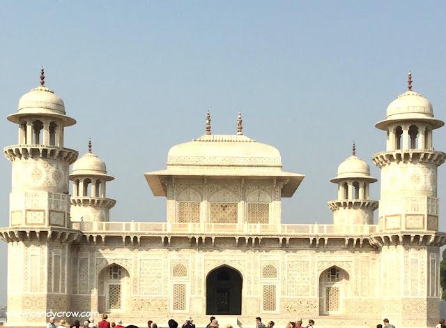 Places to Visit in DELHI & AGRA in 4 Days baby taj mahal