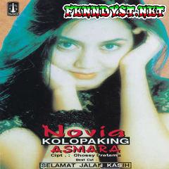 Novia Kolopaking - Asmara (1997) Album cover