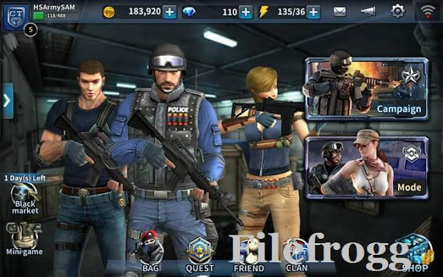 Point Blank Mobile Android Apk Full