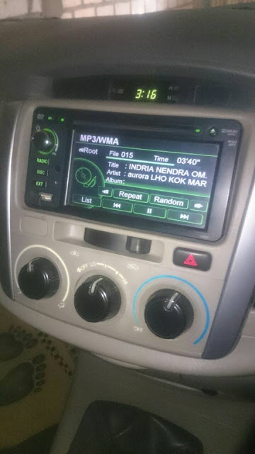 Toyota Kijang Innova G tahun 2012 bekas surabaya