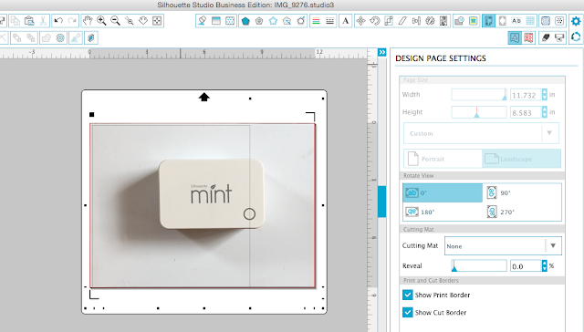 silhouette cameo pixscan, silhouette pixscan tutorials, what does the silhouette pixscan mat do