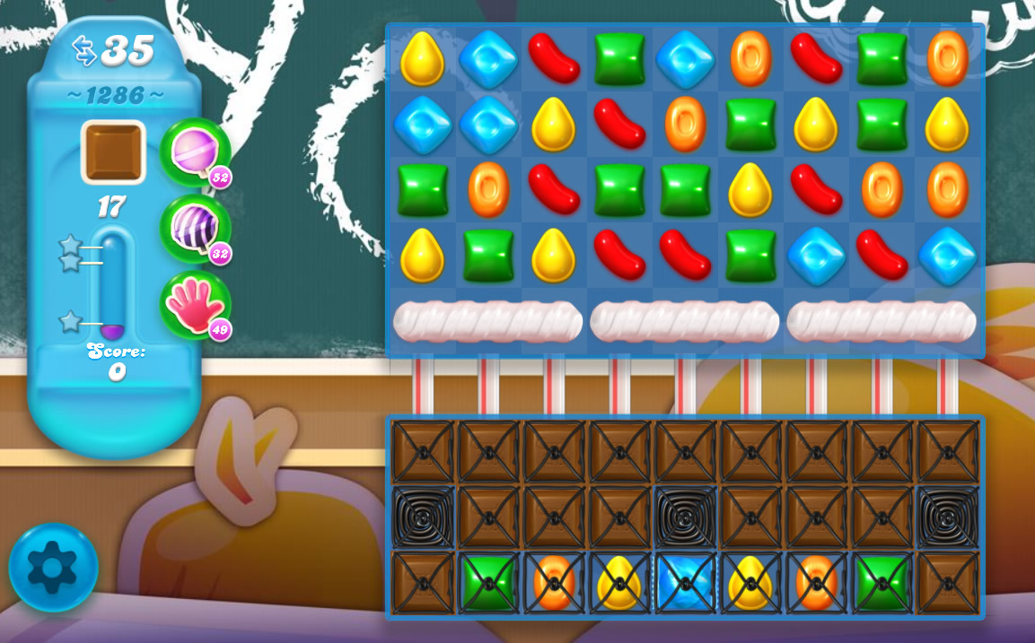 Candy Crush Soda Saga level 1286
