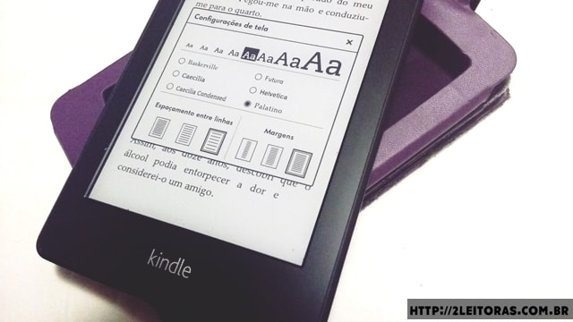kindle paperwhite vale a pena