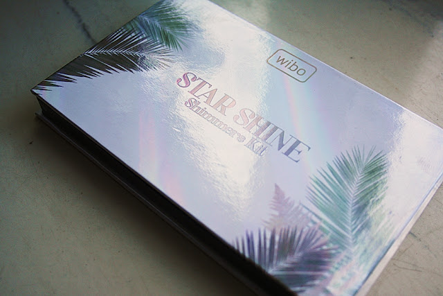 STAR SHINE Shimmers Kit od Wibo