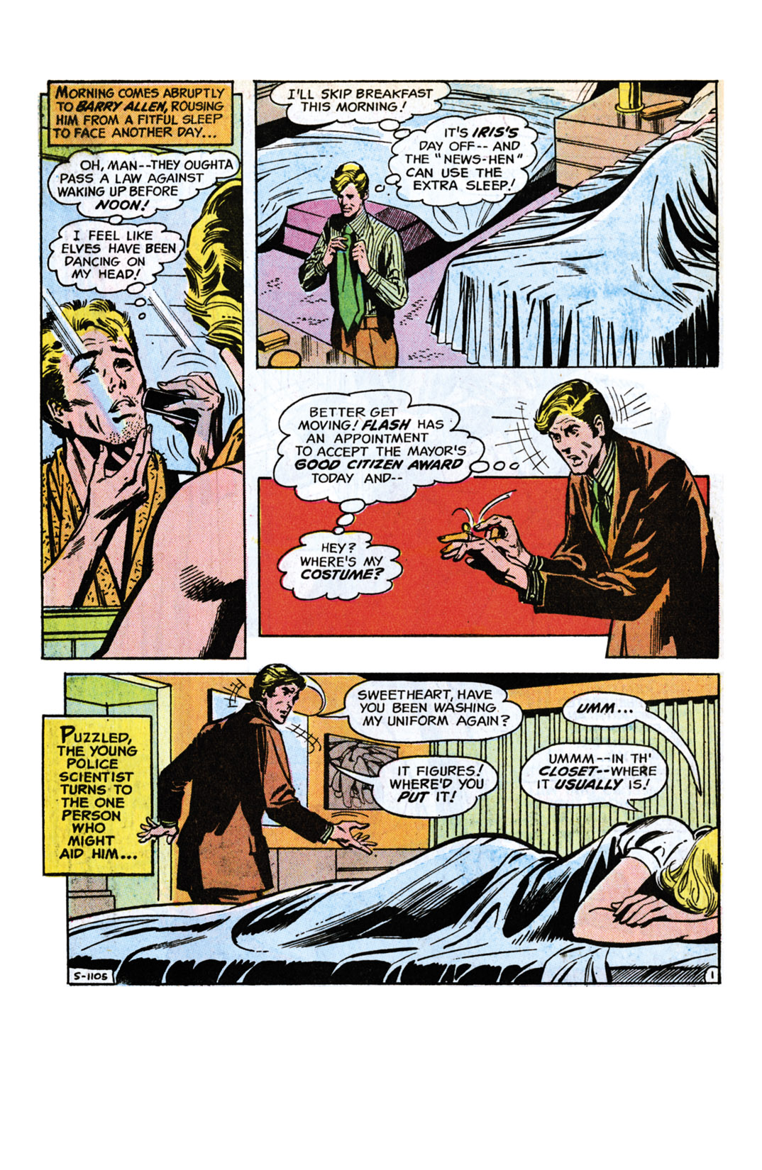 The Flash (1959) 215 Page 2