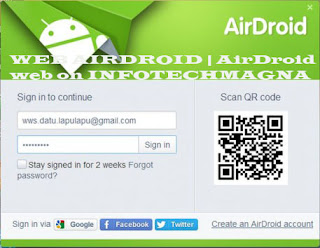 AirDroid: Learn How To Access Your Android Device on Web Airdroid Today