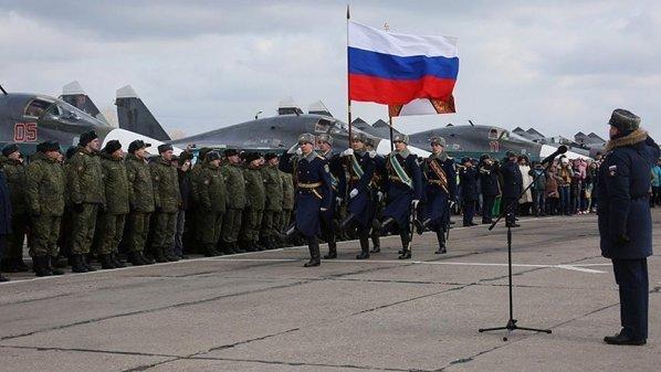 Rusia Mulai Menarik Pasukannya dari Suriah
