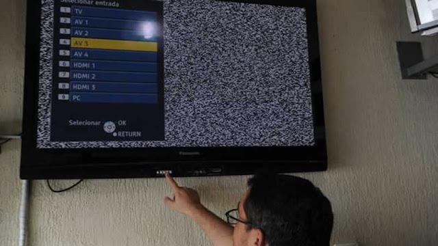 Sinal analógico de TV será desligado em Pinhal e região nesta quarta-feira