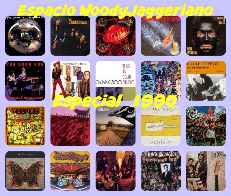 Los mejores discos de 1990, ¿por qué no?