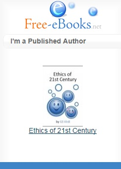 Download Ethics of 21st Century (eBook by GS Virdi)