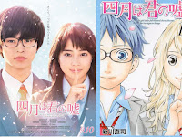 Your lie in April Subtitle Indonesia Full Movie