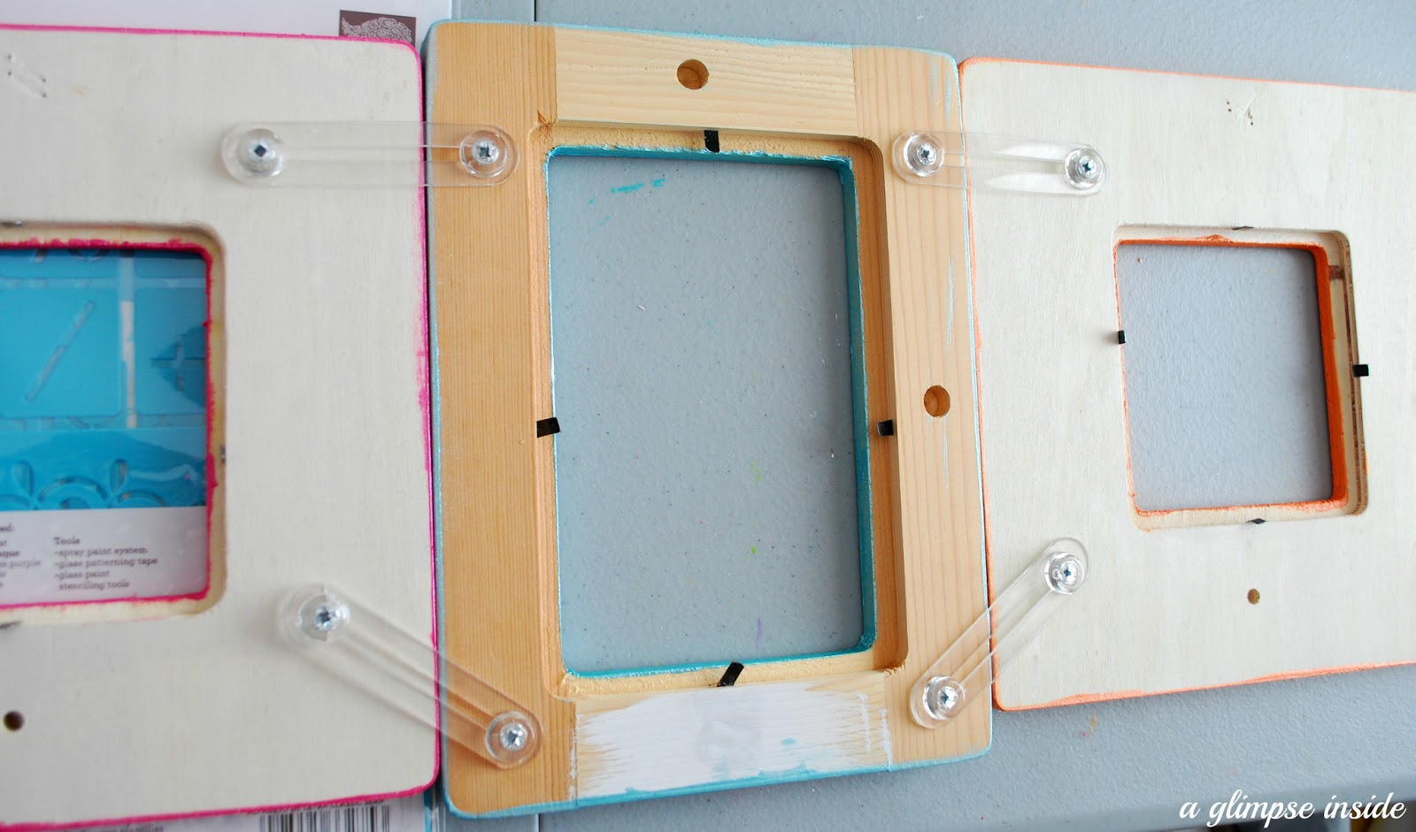 Build Your Own Collage Frame- Super Easy! | A Glimpse Inside