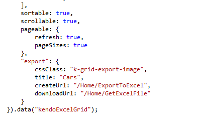 Blog for Programmers: How to use multiple Kendo UI Grid MVC in
