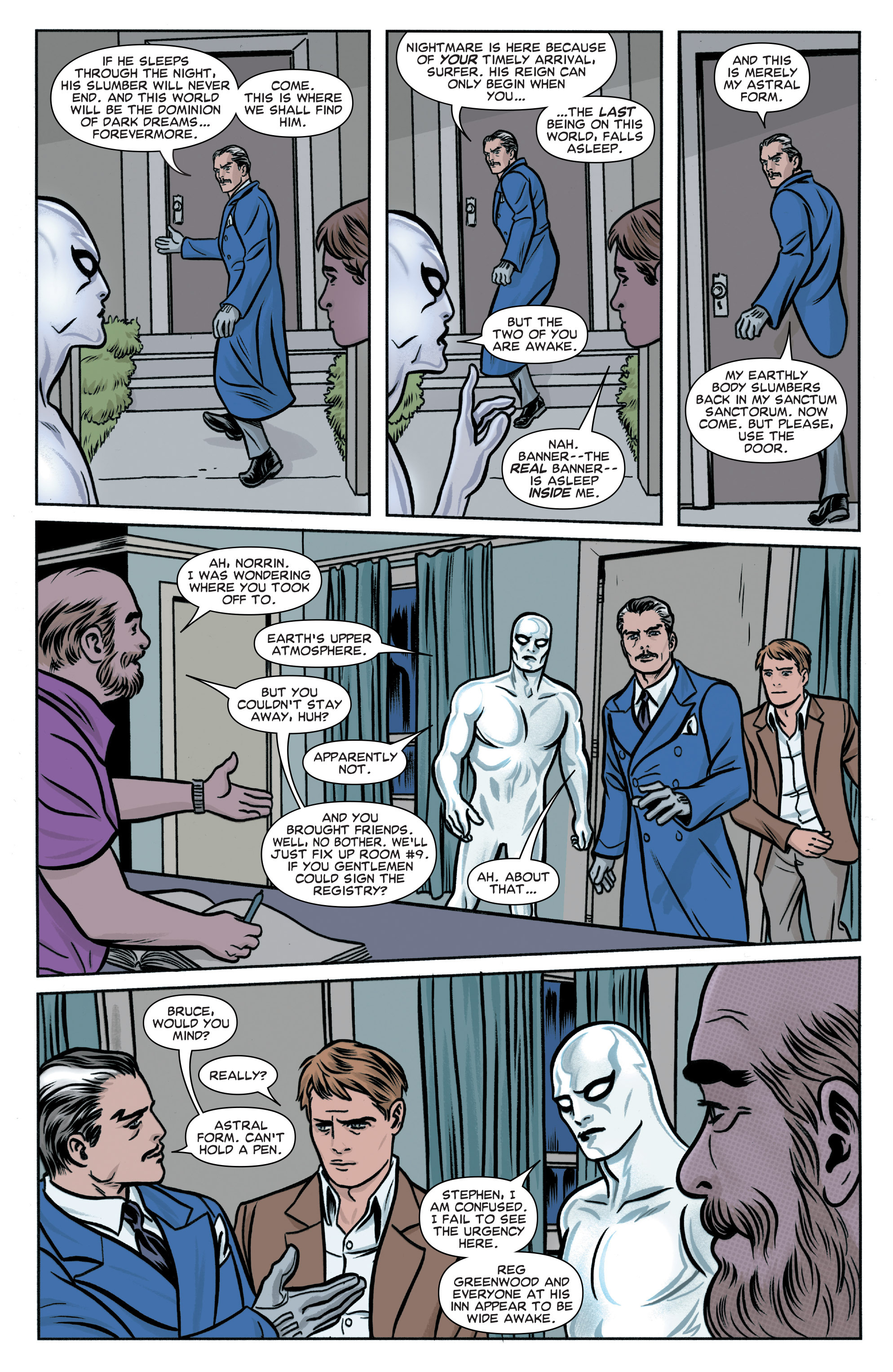 Read online Silver Surfer (2014) comic -  Issue #5 - 6