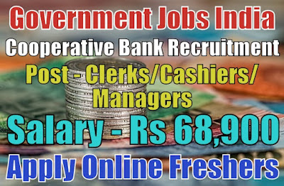 Cooperative Bank Recruitment 2019