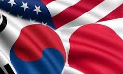 S. Korea, U.S., Japan agree to seek all diplomatic options
