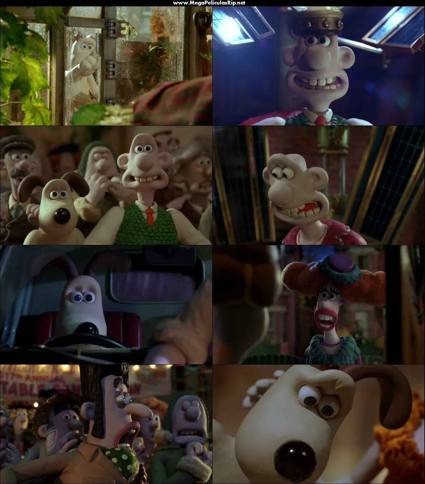 Wallace Y Gromit La Batalla De Los Vegetales 1080p Latino