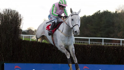The First Woman to Ride a Grand National Winner?