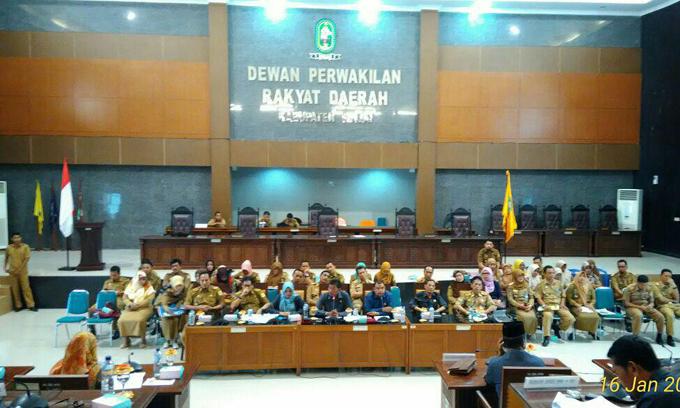 DPRD Sinjai Gelar Rapat Terkait Rencana Kerjasama Pemda dan BPJS, Hasilnya?