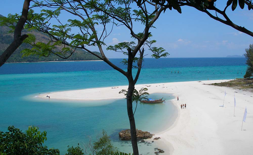 Pristine beaches of Koh Lipe, Thailand
