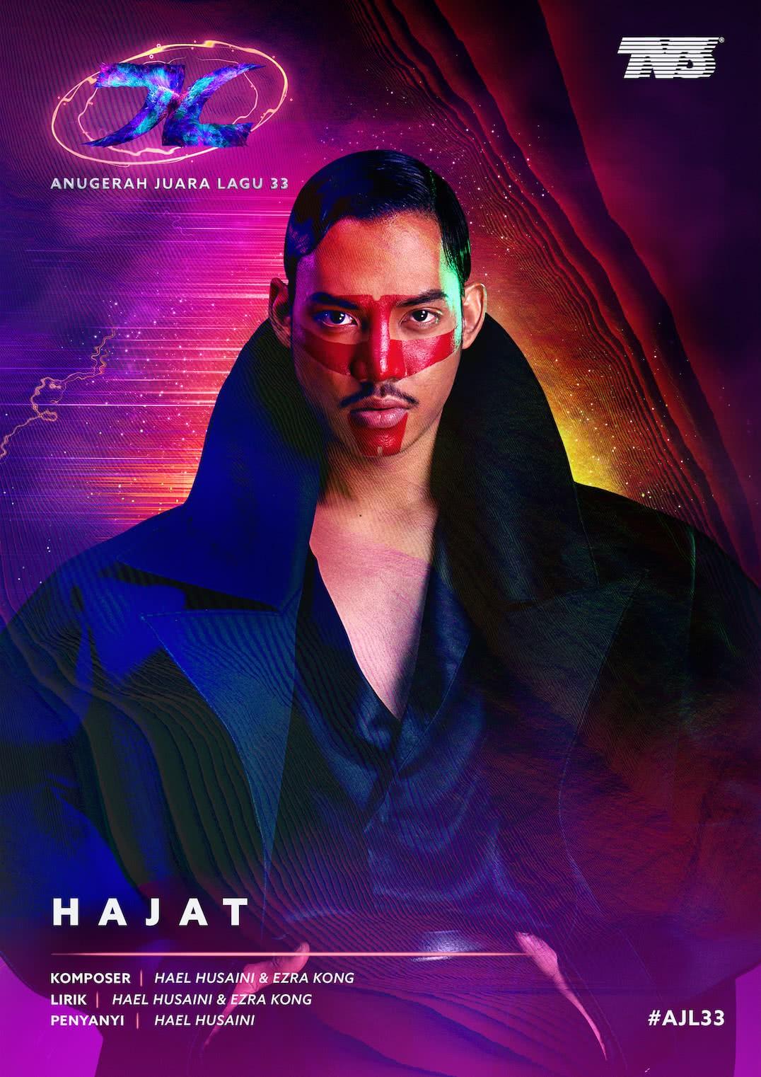 Hael Husaini AJL33