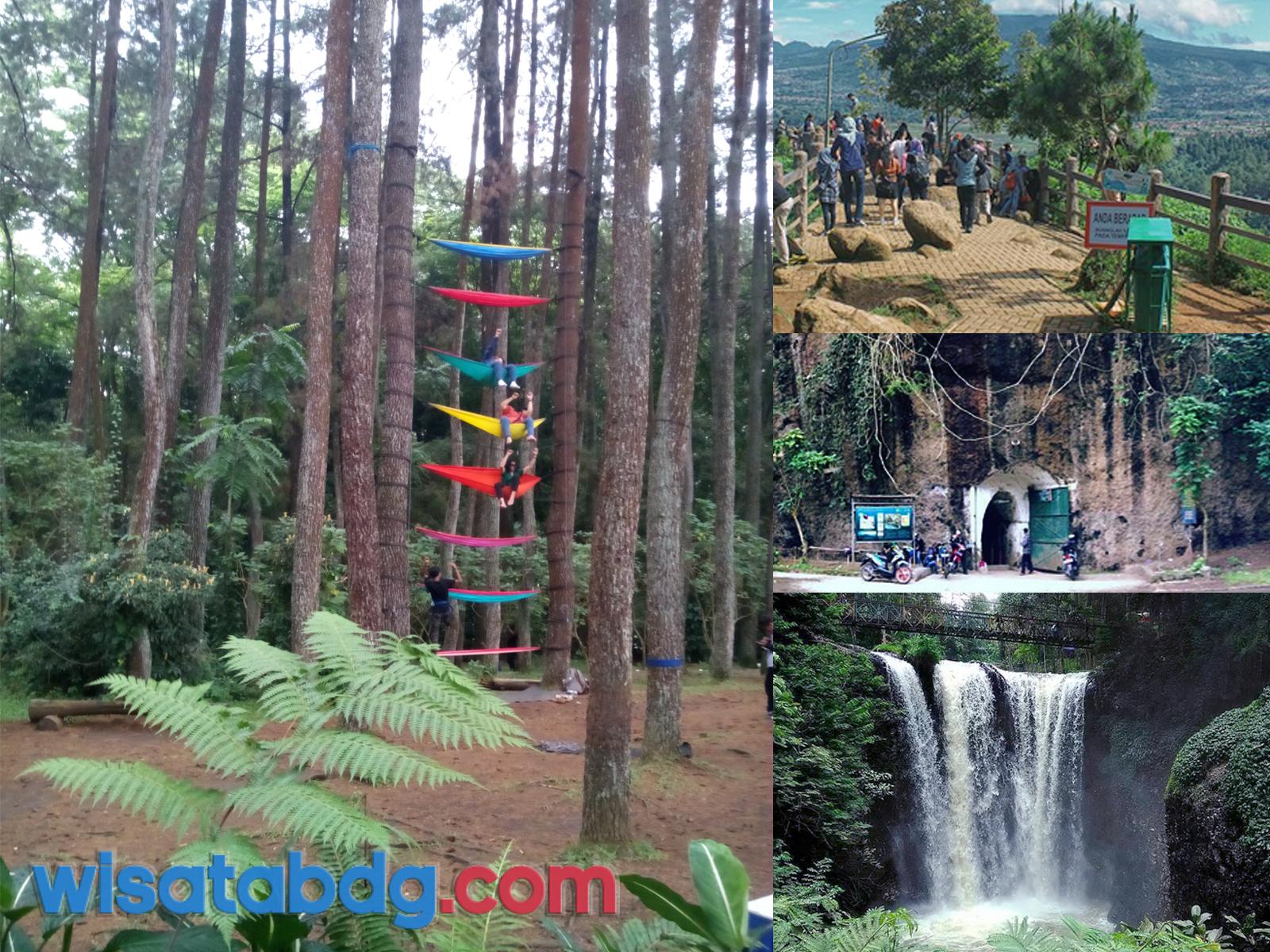 Wisata Tahura Dago Bandung