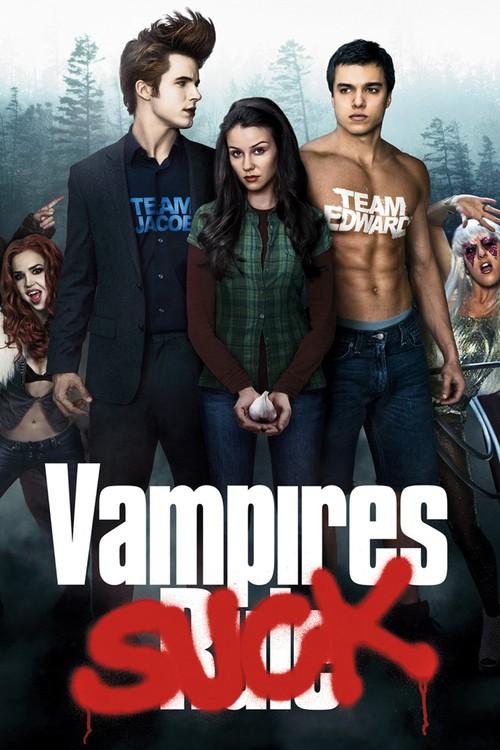 Vampires Suck [2010] [DVDR] [NTSC] [Latino]
