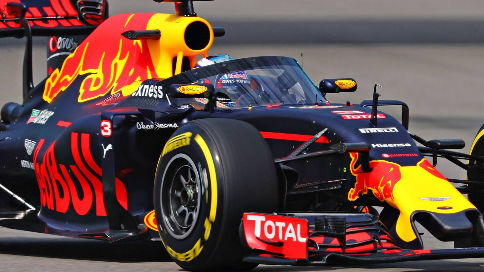 red bull racing 39 s aeroscreen still an option for 2018 f1 season carscoops. Black Bedroom Furniture Sets. Home Design Ideas