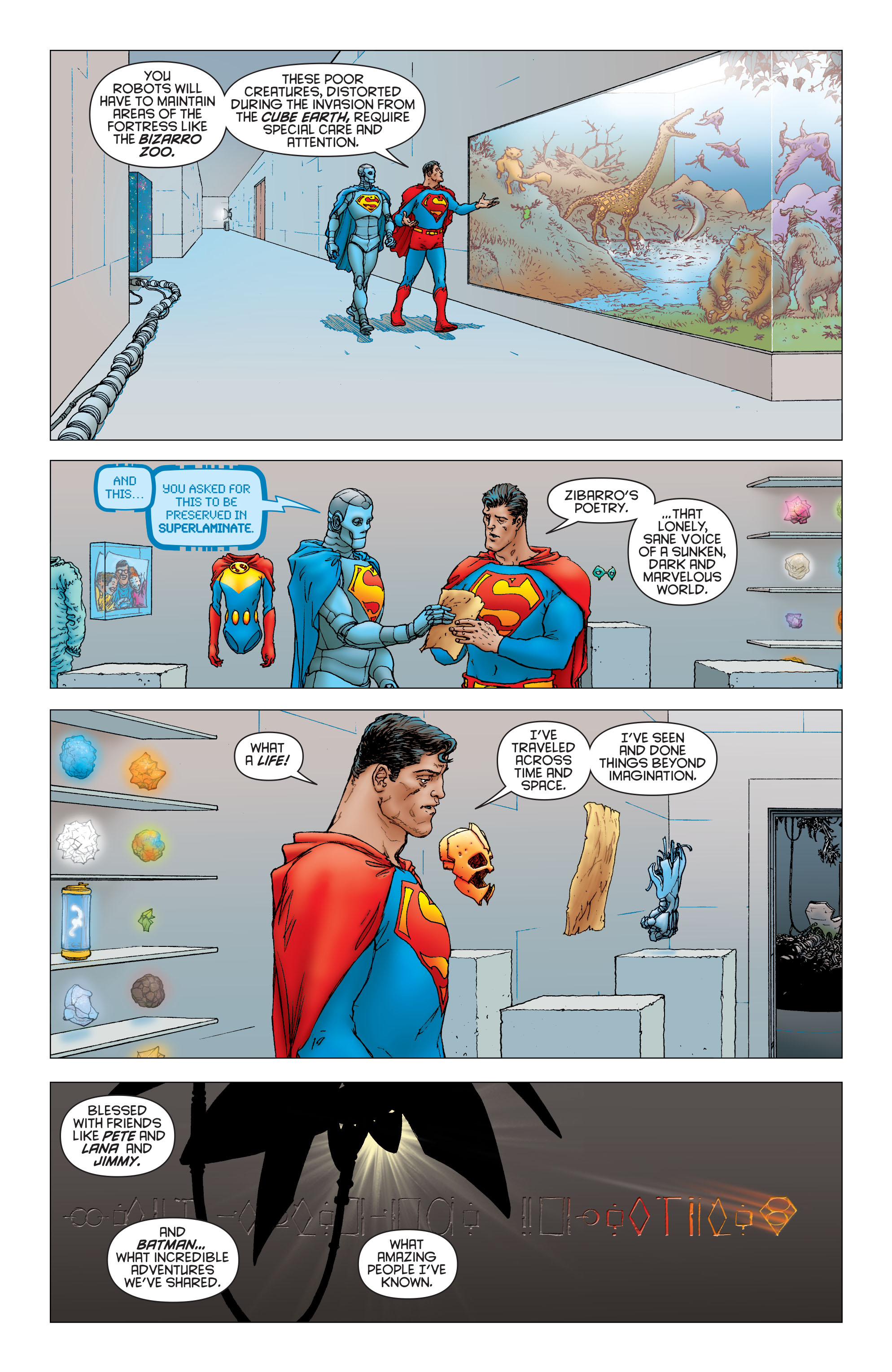 Read online All Star Superman comic -  Issue #11 - 6