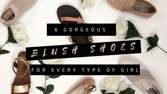 6 Gorgeous Blush Shoes for Every Type of Girl