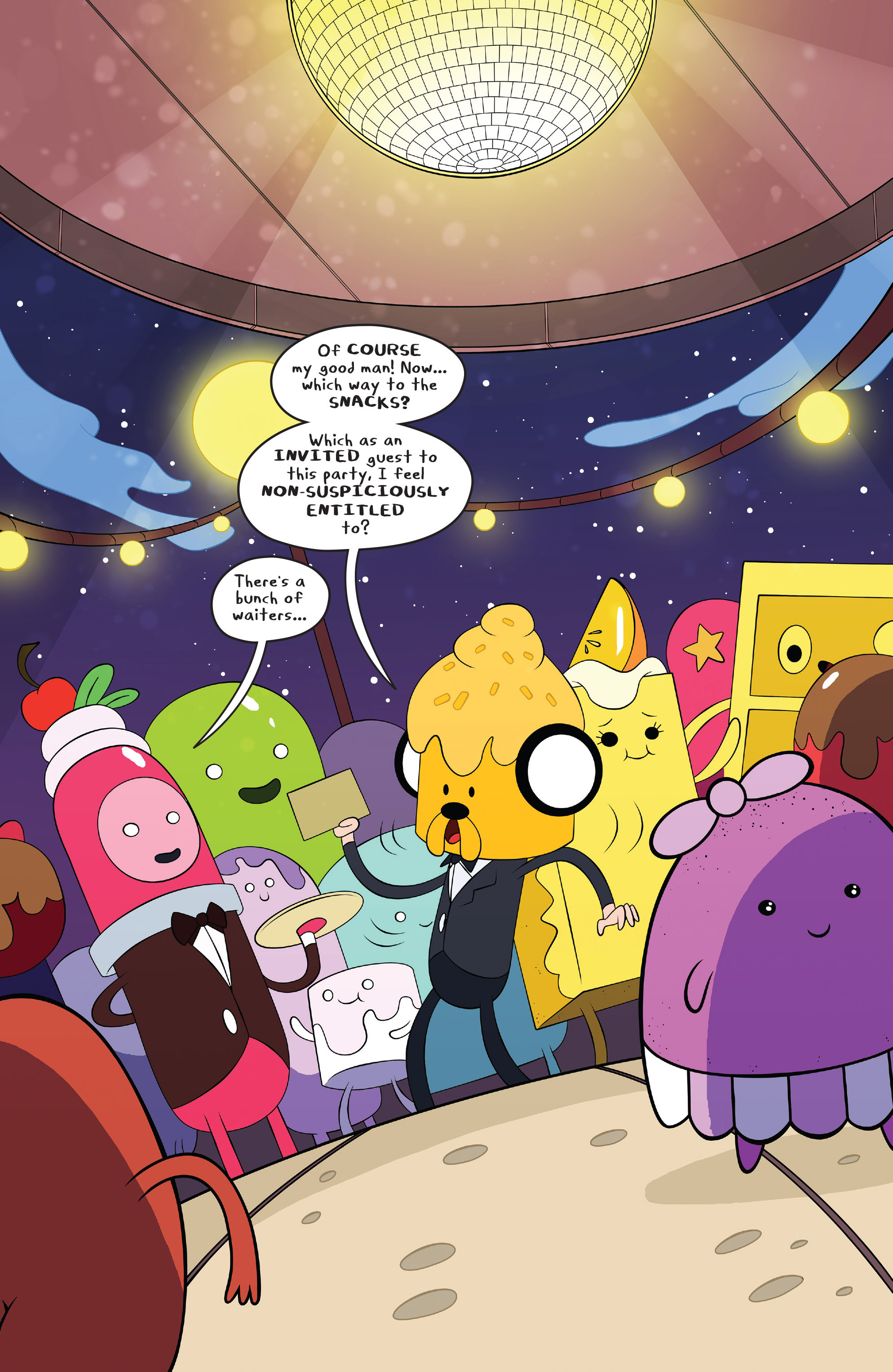 Read online Adventure Time comic -  Issue #43 - 12