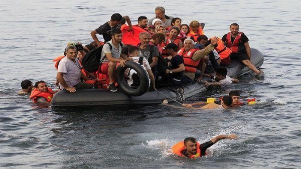 Más de 110 refugiados están desaparecidos en el Mediterráneo