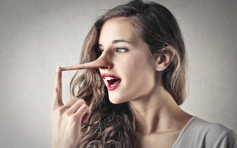 Yalan söyleyen insanın davranışları,Yalanı anlamanın yolları