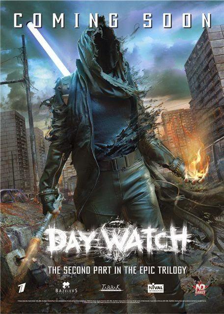 Day Watch เดย์ วอทช์ สงครามพิฆาตมารครองโลก [HD][พากย์ไทย]