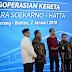 Presiden Jokowi Resmikan Layanan Kereta Api ke Bandara Soekarno-Hatta