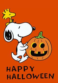 Sending You Good Wishes For A Happy Halloween. Have Fun Hanging With The  Gang!