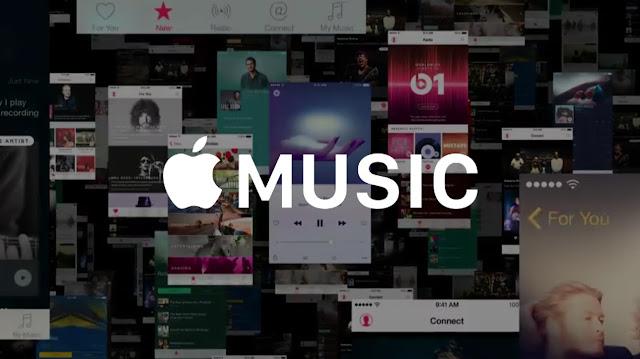 apple-music Get a custom playlist in Apple Music Technology
