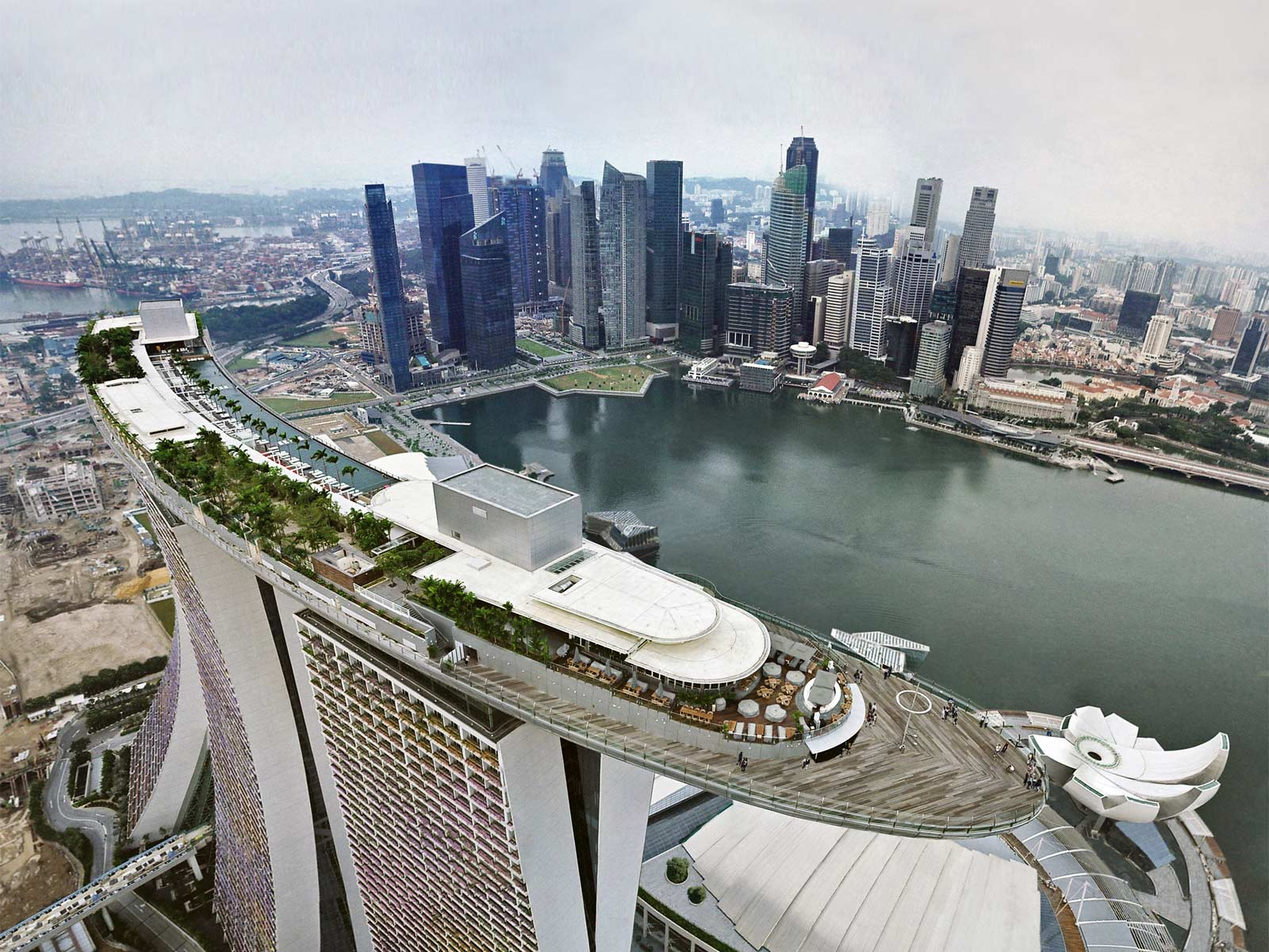 Marina Bay Sands Singapore Travel Trip Journey Marina Bay Sands In Singapore